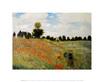 Claude Monet Wild Poppies, 1873