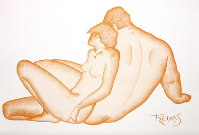 Freixas Lean On Me II (Orange)