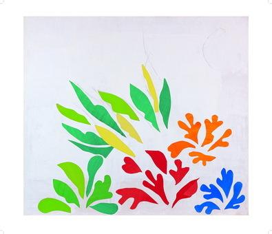 Henri Matisse Akanthes