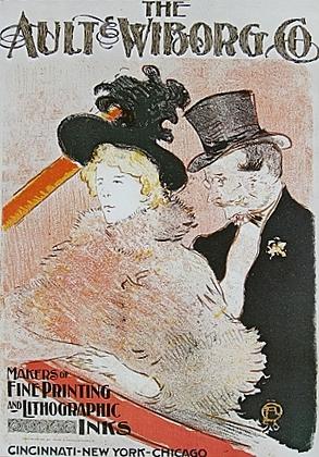 Henri Toulouse-Lautrec The Ault Wiborg