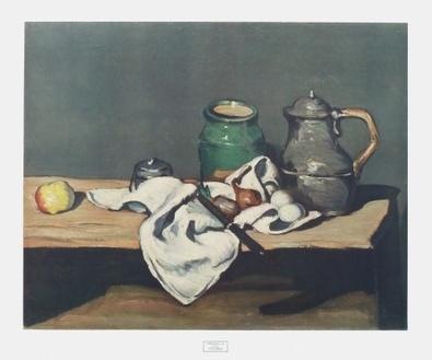 Paul Cezanne Stilleben mit Krug