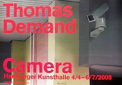 Thomas Demand Camera 2008