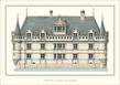 Unbekannter kuenstler azay le rideau chateau medium