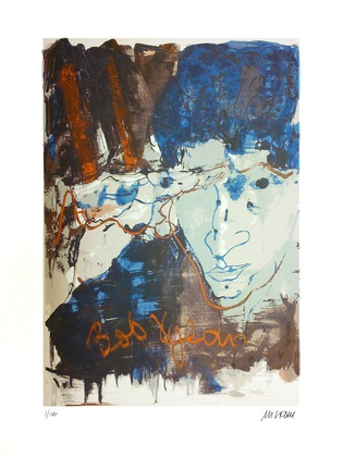 Armin Mueller Stahl Bob Dylan