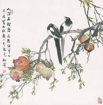 Songtao Gao Erntezeit
