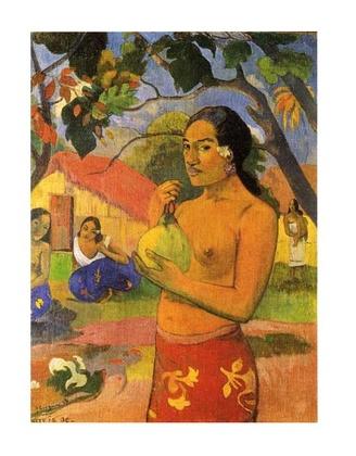 Paul Gauguin Wohin gehst Du (1893)