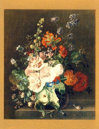 Jan van Huysum Blumen II