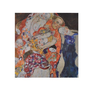 Gustav Klimt Die Braut