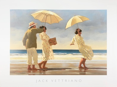 Jack Vettriano The Picnic Party
