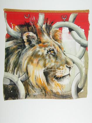 Rolf Knie King Lion