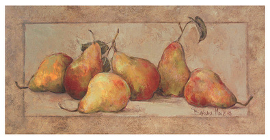 Barbara Mock Pear Fresco