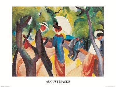 August Macke Promenade