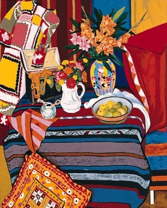 Warren Brandt Exotic Still Life