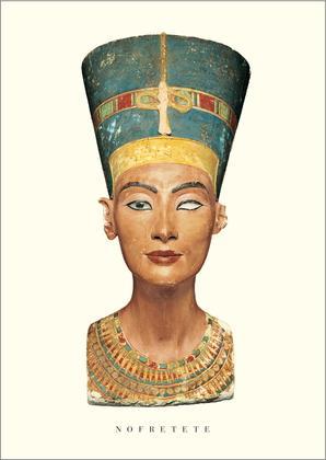 Thutmose Bueste der Nofretete