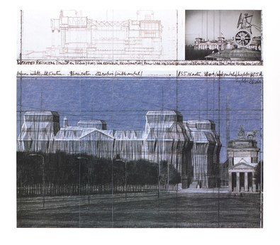 Christo Reichstag III
