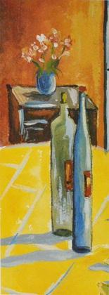 unbekannter Kuenster Flasche II