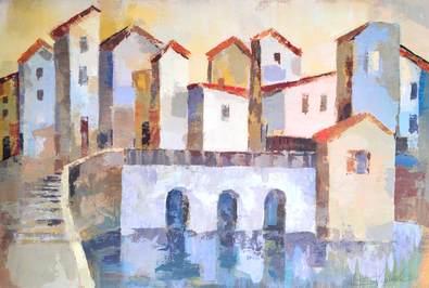 Silvia Vassileva Village Way