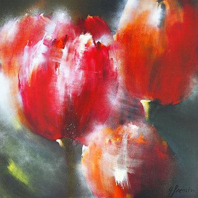 Greetje Feenstra Spring Flower II