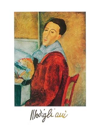 Amedeo Modigliani Selbstportrait