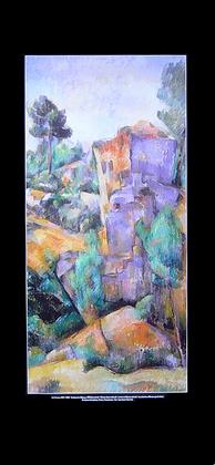 Paul Cezanne Steinbruch im Bibemus