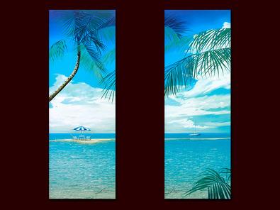 Howard Page 2er Set 'A Dream of Tonga II + III'
