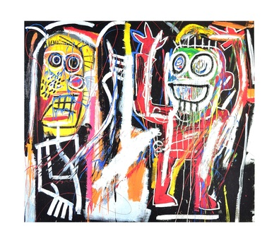 Jean-Michel Basquiat Dustheads
