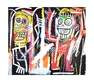 Basquiat jean michel dustheads medium