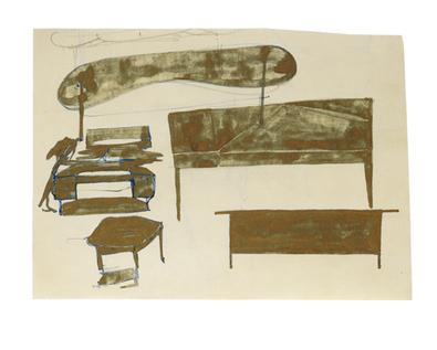 Joseph Beuys Tische