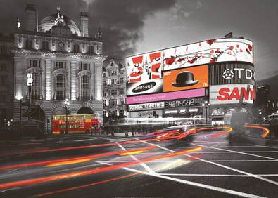 Jean-Jacques Bernier Picadilly Circus