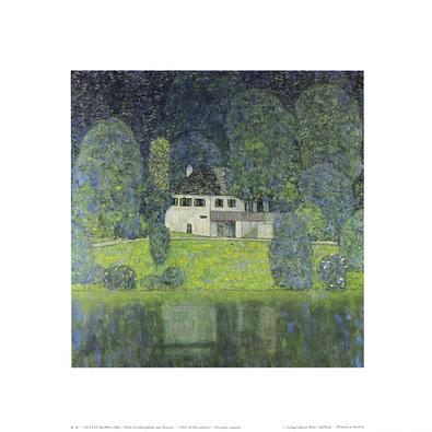 Gustav Klimt Litzlbergkeller am Attersee, 1916 (K 34)