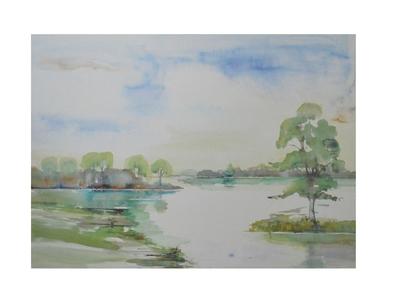H. Heymans Flusslandschaft II