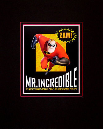 Walt Disney (The Incredibles) Mr. Incredible