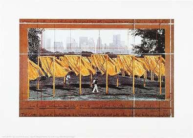 Christo The Gates II (1995)