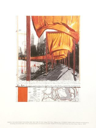 Christo The Gates XXII