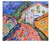 Erich Heckel Weisses Haus in Dangast 1908