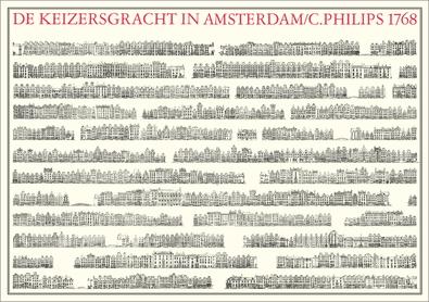 Caspar Philips De Keizersgracht in Amsterdam