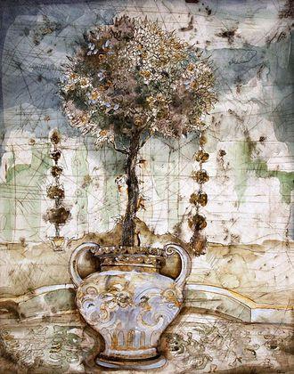 Susan Lorello Imperial Garden II