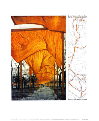 Christo The Gates IV