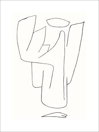 Paul Klee Engelsam,1939