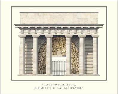 Claude-Nicolas Ledoux Entree
