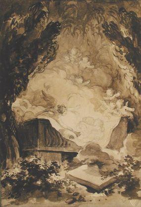 Jean-Honore Fragonard Liebe bis ins Grab