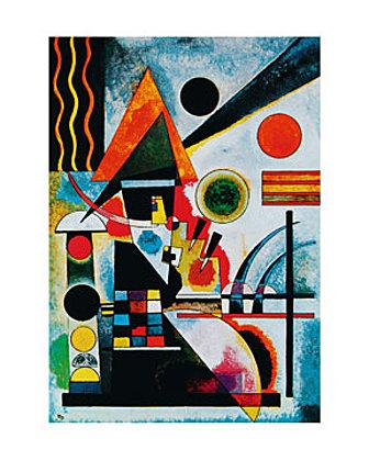 Wassily Kandinsky Balancement 1925