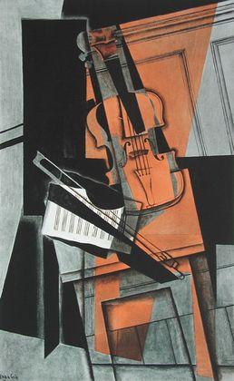 Juan Gris Violine