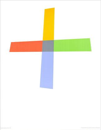 Hansjoerg Glattfelder Delfter Kreuz