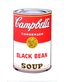 Warhol andy campbell s soup i 1968 black bean l