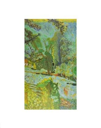 Pierre Bonnard Landschaft Normandie