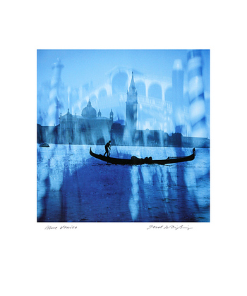 Gerd Weissing Blue Venice
