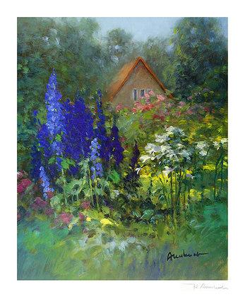 H. Auerbach 2er Set 'Bauerngarten I + II'