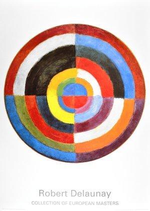 Robert Delaunay First Disc