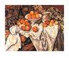 Paul Cezanne Aepfel und Orangen (klein)